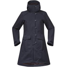 Bergans Bjerke Coat Ladies Dark Navy